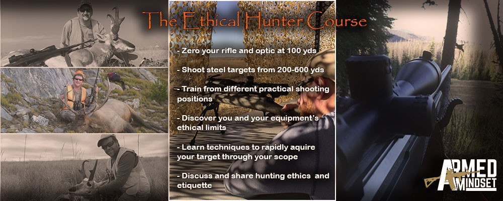 Ethical Hunter Course